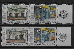 2 Series De Grecia Nº Yvert 1726/27 Y 1728/29 ** - Grecia