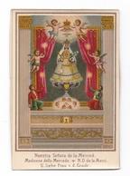 Nuestra Senora De La Merced, Madonna Della Mercede, Notre-Dame De La Merci - Devotion Images