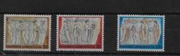 Serie De Grecia Nº Yvert 1760/62 ** - Grecia