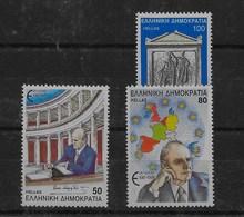 2 Series De Grecia Nº Yvert 1774 Y 1778/79 ** - Grecia