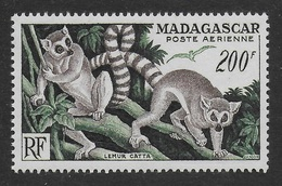 MADAGASCAR 1957 YT PA 77** -  SANS CHARNIERE NI TRACE - Madagascar (1889-1960)