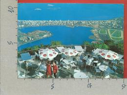 CARTOLINA VG BRASILE - RIO DE JANEIRO - Lagoa Rodrigo De Freitas - 10 X 15 - ANN. 1970 MECCANICA ROSSA - Rio De Janeiro