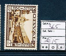 BELGIQUE COB 365 LH - Belgium