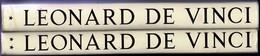Léonard De Vinci 1958 2 Forts Volumes 28/37 Cm - Art