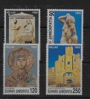Serie De Grecia Nº Yvert 1813/16 ** - Grecia