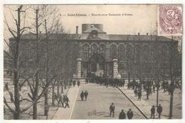 42 - SAINT-ETIENNE - Manufacture Nationale D'Armes - CR 9 - Saint Etienne