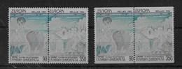 2 Series De Grecia Nº Yvert 1817/18 Y 1819/20 ** - Grecia