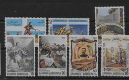 Serie De Grecia Nº Yvert 1821/27 ** - Grecia