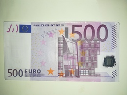 EURO-GERMANY 500 EURO (X) R011 Sign TRICHET AUNC - EURO