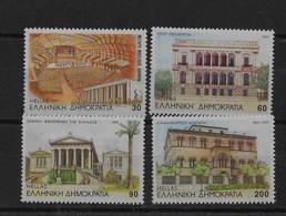 Serie De Grecia Nº Yvert 1828/31 ** - Grecia