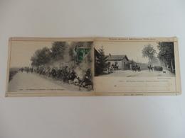 Carte-Lettre Militaire, Toul (54) 160ème Règiment D'infanterie. La Soupe En Campagne. Ecrite De Toul En Janvier 1914. - War 1914-18