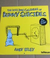 Le Calendrier  Bunny Suicides, 2012 (30x30 Cm) - Calendriers