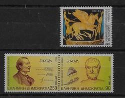 2 Series De Grecia Nº Yvert 1832 Y 1837/38 ** - Grecia
