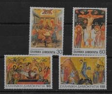 Serie De Grecia Nº Yvert 1833/36 ** - Grecia