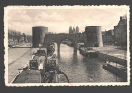 Doornik / Tournai - Le Pont Des Trous Et L'Escaut - Bateau - Tournai