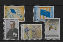 2 Series De Grecia Nº Yvert 1844/45 Y 1841/43 ** - Grecia