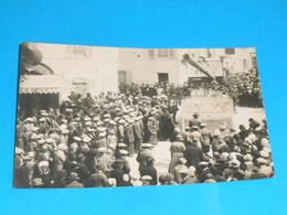 """36 ) écueille - Carte Photo - Souvenir Du 22 Mai 1927 """" Cavalcade """"  :  Année  : EDIT : Cyran - France"""
