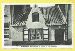 * Blankenberge - Blankenberghe (Kust - Littoral) * (Albert, Nr 22 - Edition Etabl. Moncado) Vieille Maison Pecheur, Rare - Blankenberge