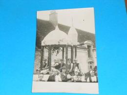 """36 ) Chatillon-sur-indre - Carte Photo  """" Cavalcade """"  N° 16 :  Année  : EDIT : - France"""