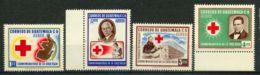 Guatemala 1958 Sc. C219 Neuf ** 100% Croix-Rouge, Cruz Roja - Guatemala