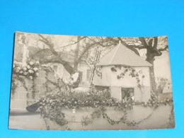 "36 ) Chatillon-sur-indre - Carte Photo  "" Cavalcade ""  N° 2 :  Photo  BOIDRON - France"