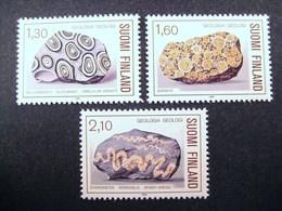 A2177 - Finland - 1986 - Sc. 732-734 - MNH - Ungebraucht