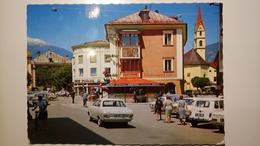 Österreich - Tirol - Dolomitenstadt Lienz - Osttirol, Johannenplatz - Voiture, Car, Opel, Renault -Tirolo, Austria - Lienz