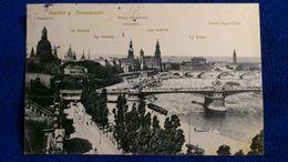 Dresden Terrassenufer Germany - Dresden