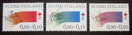 A7797 - Finland - 1977 - Sc. B210-B212 - MNH - Ungebraucht