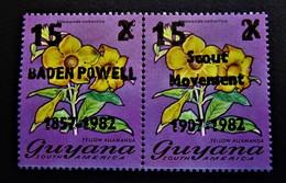B2400 - Guyana - 1982 - Mich. 746-747 - MNH - Guyana (1966-...)