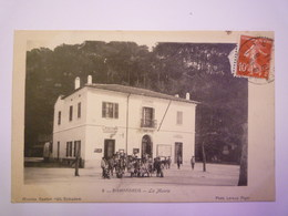2019  (617)  ALGERIE  -  BIRMANDREIS  :  La MAIRIE   1911   XXXX - Algerije
