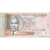 TWN - MAURITIUS 56f - 100 Rupees 2017 (2018) Prefix DZ UNC - Maurice