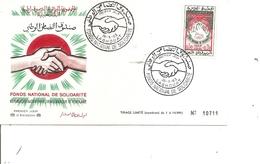 Algérie - Solidarité (  FDC De 1963 à Voir) - Vita Acquatica