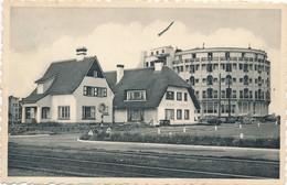 CPA - Belgique -  Flandre Occidentale - Westende - Villas - Di - Echaume Et Résidence Bellz-Vue - Westende