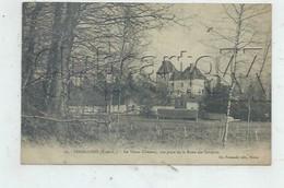Senonches (28)  : Vue Générale Du Chateau Prise De La Butte Des Sarazins En 1916 PF. - France
