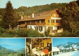 VILLARS-SUR-CHAMBY Restaurant Du Montagnard Familie Odermatt - VD Vaud