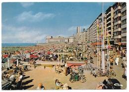 OOSTENDE 1979 Ostende  Albert I Promenade En Kursaal (1979 Timbre 6F) Uitg. Van Mieghem A - CPM - Oostende
