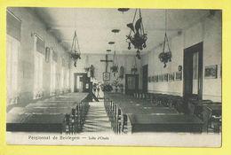 * Beerlegem - Beirlegem (Zwalm) * Pensionnat De Beirlegem, Salle D'étude, école, School, Classe, Intérieur, TOP - Zwalm