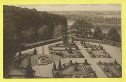 * Gaasbeek - Gaesbeek (Lennik - Vlaams Brabant) * (Nels) Kasteel Van Gaesbeek Bij Brussel, Chateau Cour D'honneur - Lennik