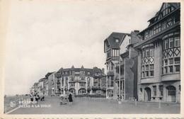 CPA - Belgique -  Flandre Occidentale - Westende - Villas A La Digue - Westende