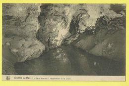 * Han Sur Lesse (Rochefort - Namur - La Wallonie) * (Nels) Grottes De Han, Salle D'armes, Réapparition De La Lesse, Grot - Rochefort