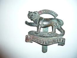 Insigne Anglais Leicestershire - 1914-18