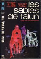 "MARABOUT S-F N° 509 "" LES SABLES DE FALUN "" PHILIPPE-CURVAL - Marabout SF"