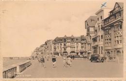CPA - Belgique -  Flandre Occidentale - Westende - Villas à La Digue - Westende