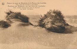 CPA - Belgique -  Flandre Occidentale - Westende - Les Dunes - Westende