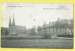 * Oostakker - Oostacker (Gent - Gand) *  (Marco Marcovici) Vue Générale, église, Hotel De Lourdes E. Waeremoes - Gent
