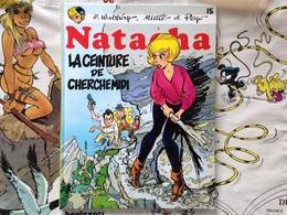 BD Natacha - La Ceinture De Cherche-midi (2007) - Natacha