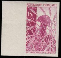 FRANCE Essais  1179 Essai En Carmin, Bdf: 40°an De L'armistice - Ensayos