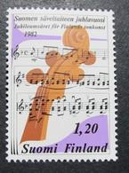 B1277 - Finland - 1982 - Sc. 665 - MNH - Ungebraucht