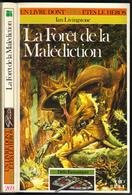 """L-D-V-H N° 269 """" LA FORET DE LA MALEDICTION """" - Fantasy"""